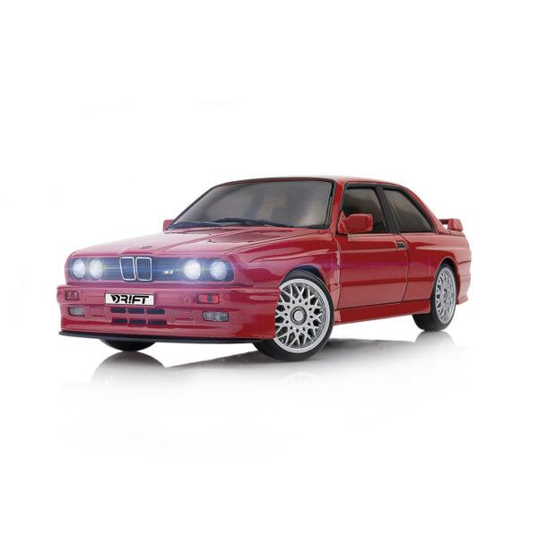 BMW E30 M3 Rot | DR!FT Racer von Sturmkind | Classics Series | Front