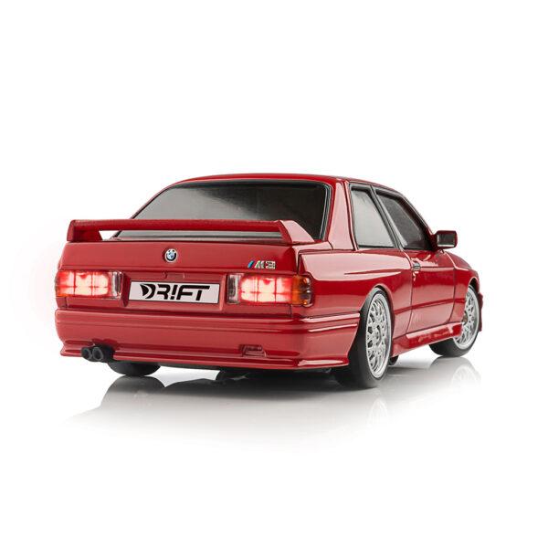 BMW E30 M3 Rot | DR!FT Racer von Sturmkind | Classics Series | Heck