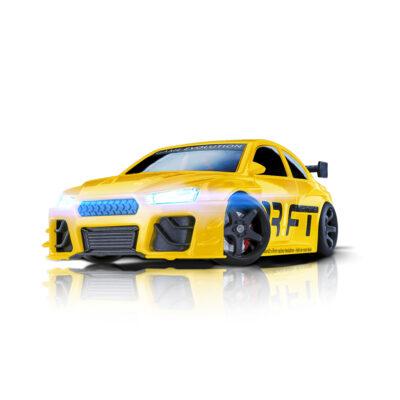 Yellow Beast | DR!FT Racer von Sturmkind | Gymkhana Edition | Front