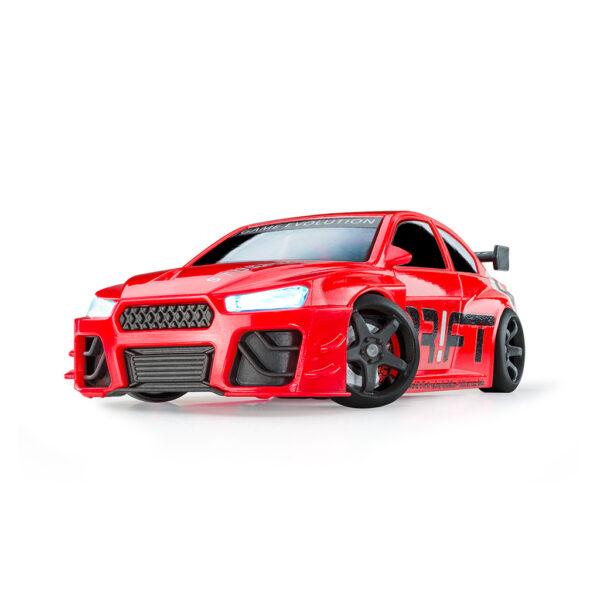 Red Turbo Sport | DR!FT Racer von Sturmkind | Front