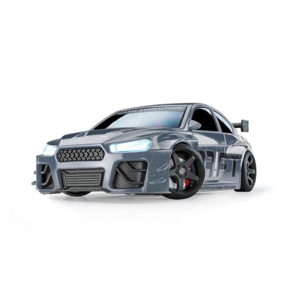 Silver V8 Sport | DR!FT Racer von Sturmkind | Front