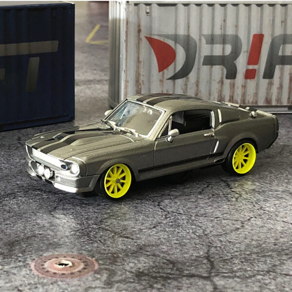 Shelby GT-500 – Eleanor | DR!FT Racer Umbau von Mika Trendshop