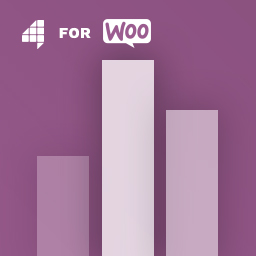 F4 Total Stock Value for WooCommerce Logo