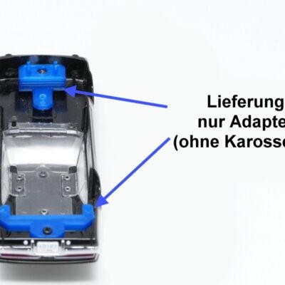 Dogde Charger Adapter Set für DR!FT Racer von Sturmkind