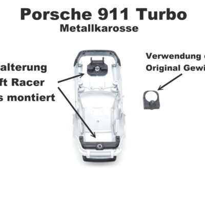 Porsche 911 Turbo Adapter Set