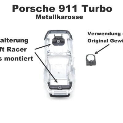 Porsche 911 Turbo Adapter Set