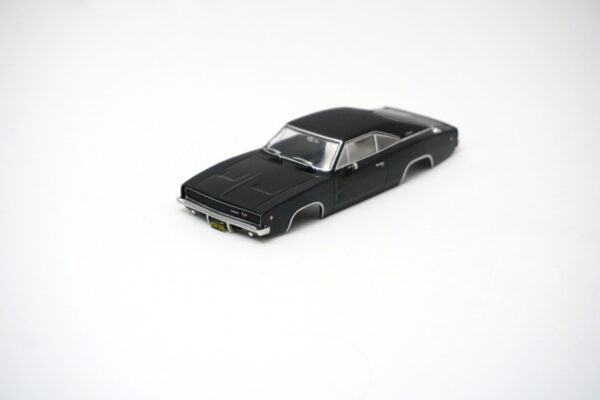 "Dodge Charger ""Bullit"" Karosserie inkl. Adapter für Drift | Front | Mika Trendshop"