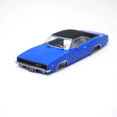 "Dodge Charger ""Cristine"" Karosserie inkl. Adapter für Drift | Front | Mika Trendshop"