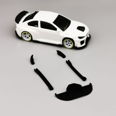 DS-Design Bodykit D01 schlicht - DR!FT Tuningteile