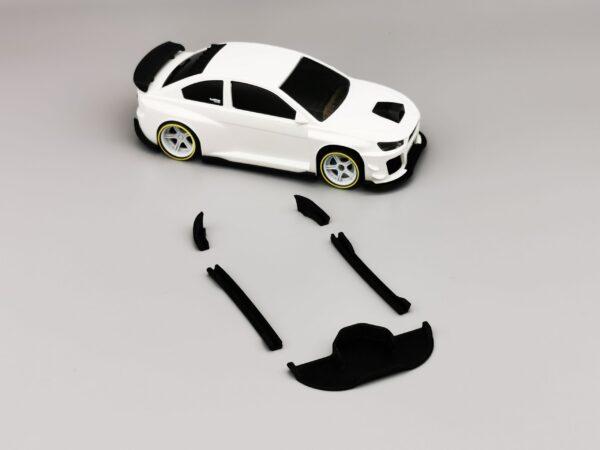 DS-Design Bodykit D01 schlicht - DR!FT Tuningteile