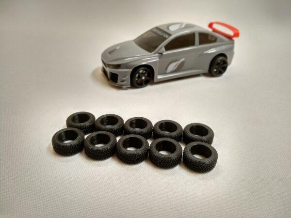 DS-Design Sehr detailreiche Reifen - Drift Strecken Dekoration
