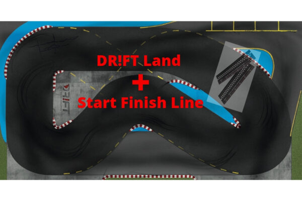 Drift Rennstrecke Racetrack DR!FT Land