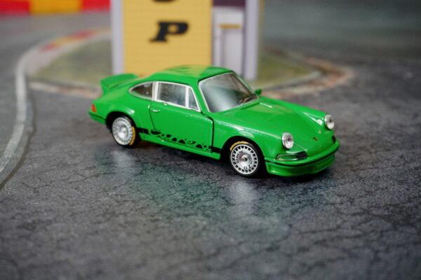 DR!FT Porsche RS grün inkl. O.Z. Racing Felgen | Front | F4 Drift Shop