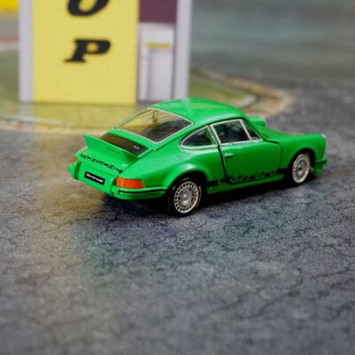 Porsche RS Grün inkl. O.Z. Racing Felgen