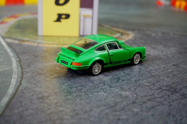 DR!FT Porsche RS grün inkl. O.Z. Racing Felgen | Heck | F4 Drift Shop