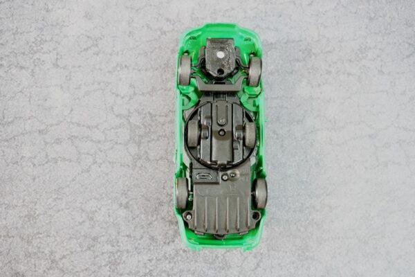 DR!FT Porsche RS grün inkl. O.Z. Racing Felgen | Unten | F4 Drift Shop
