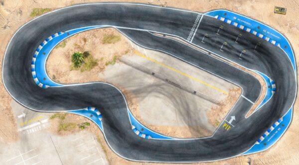 Roll-Rennstrecke® Laguna Loca Komplett | Drift Rennstrecken