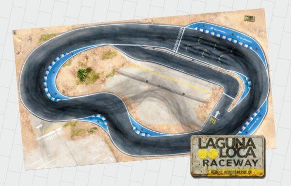 Roll-Rennstrecke® Laguna Loca | Drift Rennstrecken