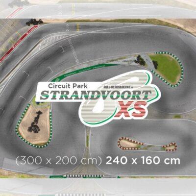 Roll-Rennstrecke® Strandvoort XS | Drift Rennstrecken