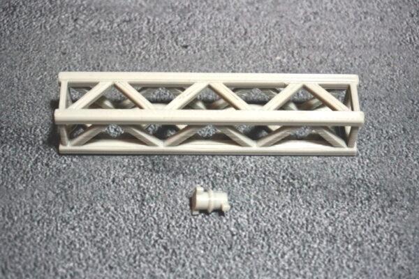 DR!FT Traverse 10 cm + Verbinder zur Erweiterung | F4 Drift Shop Schweiz