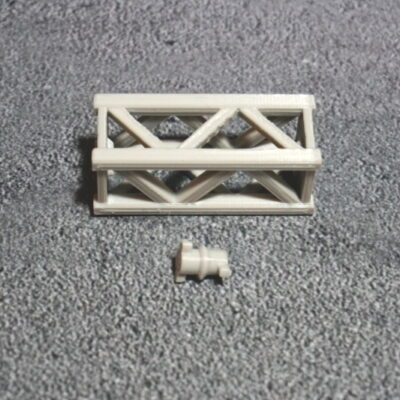 DR!FT Traverse 5 cm + Verbinder zur Erweiterung | F4 Drift Shop Schweiz