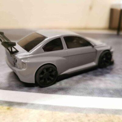 DS-Design Spoiler Set – GT Universal Type-V Style