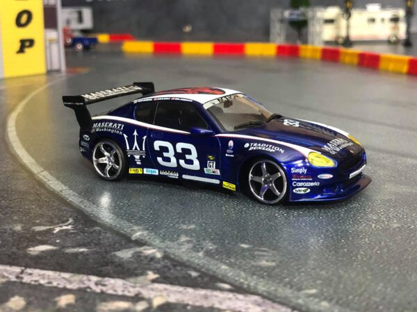 DR!FT Maserati GranSport Trofeo inkl. Chromfelgen | F4 Drift Shop