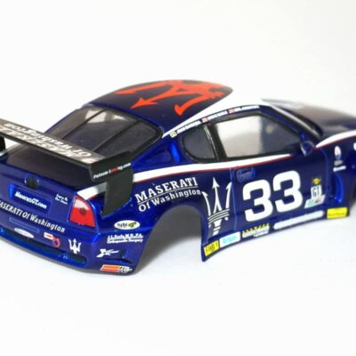 Maserati GranSport Trofeo inkl. Adapter