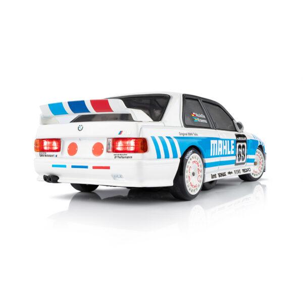 DR!FT Racer BMW E30 M3 MAHLE Edition | Heck | F4 Drift Shop