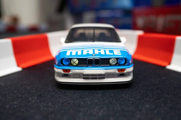 DR!FT Racer BMW E30 M3 MAHLE Edition | Front | F4 Drift Shop