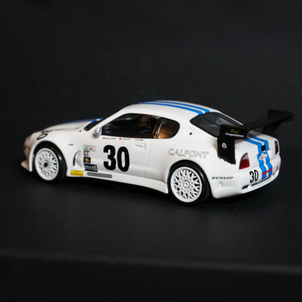 Maserati GranSport Trofeo Weiss | F4 Limited Edition | hinten | DR!FT Racer