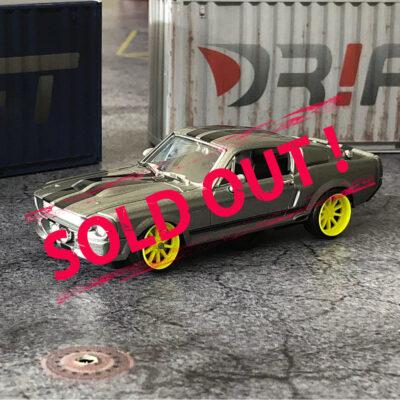 Shelby GT-500 – Eleanor | DR!FT Racer Umbau von Mika Trendshop | Auverkauft