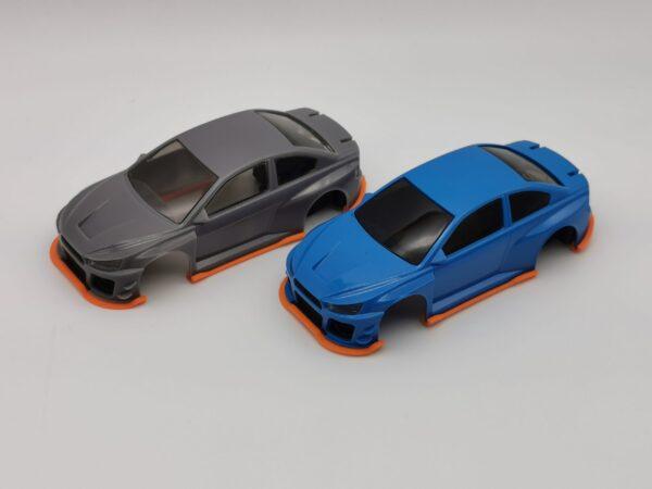DS-Design Bodykit D01 Orange | DR!FT Tuningteile