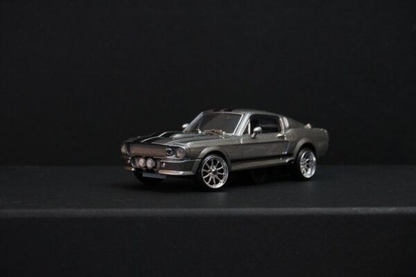 Shelby GT-500 – Eleanor mit Chromfelgen | DR!FT Racer Umbau von Mika Trendshop