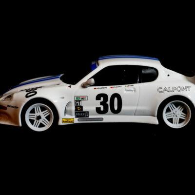 Radsatz LM5-Turbo Weiss