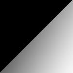 Schwarz / Silber Chrom