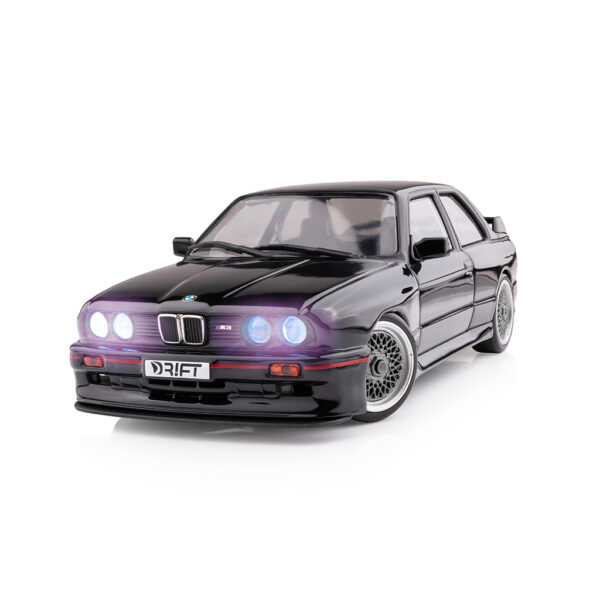 DR!FT Racer BMW E30 M3 Sport Evolution (SE) Schwarz | F4 Drift Shop