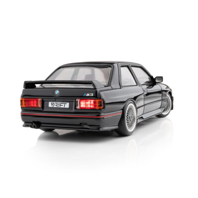 BMW E30 M3 Sport Evolution (SE) Schwarz