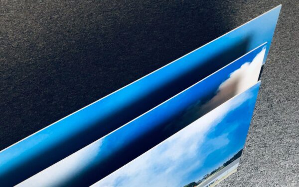 Roll Rennstrecke Panorama 3-Teilig | Front | DRIFT Deko