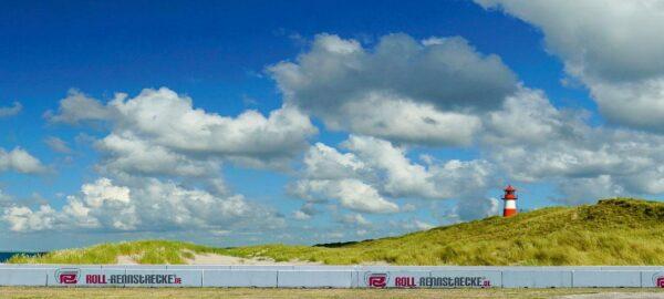 Roll Rennstrecke Panorama Düne | Mitte | DRIFT Deko