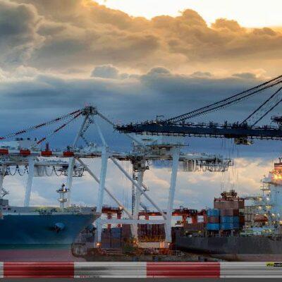 Roll-Rennstrecke® Panorama Hafen