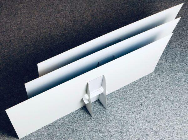 Roll Rennstrecke Panorama 3-Teilig | Rückseite | DRIFT Deko
