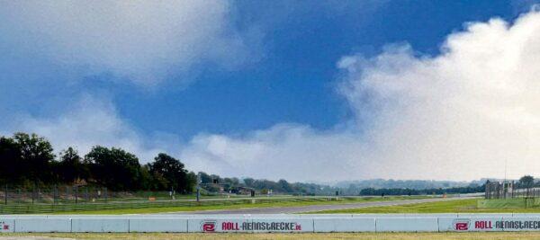 Roll Rennstrecke Panorama Strecke | Mitte | DRIFT Deko